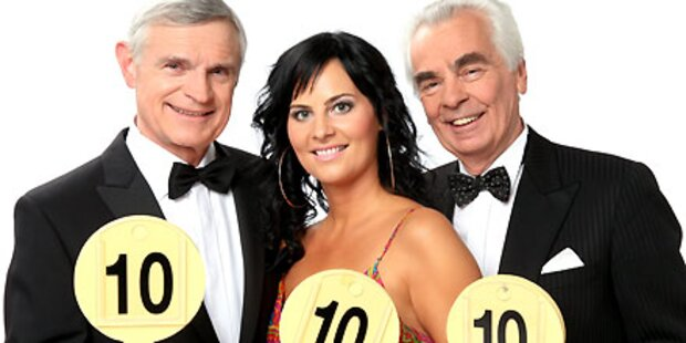 Dancing Stars: Die Wertung der Jury