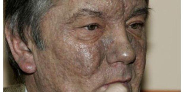 Ex-Berater für Vergiftung Juschtschenkos verantwortlich