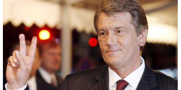Labor-Gift bei Juschtschenko-Anschlag