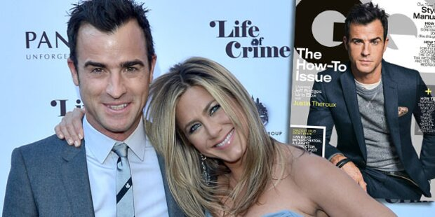 Theroux: Mein Leben mit Jennifer ist seltsam