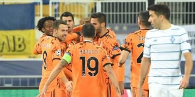 Juve siegt auch ohne Ronaldo
