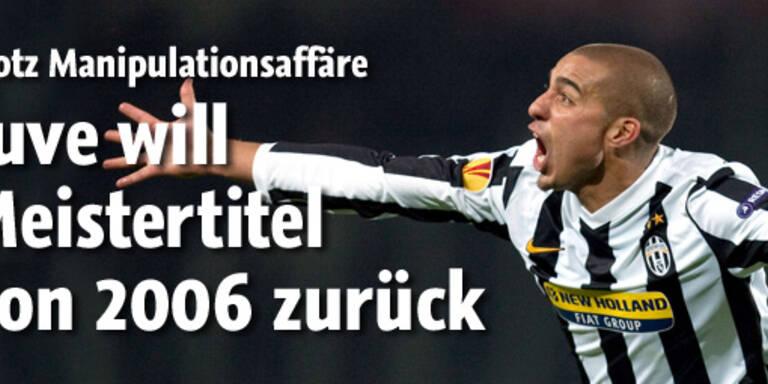 Juve fordert Titel von 2006 zurück