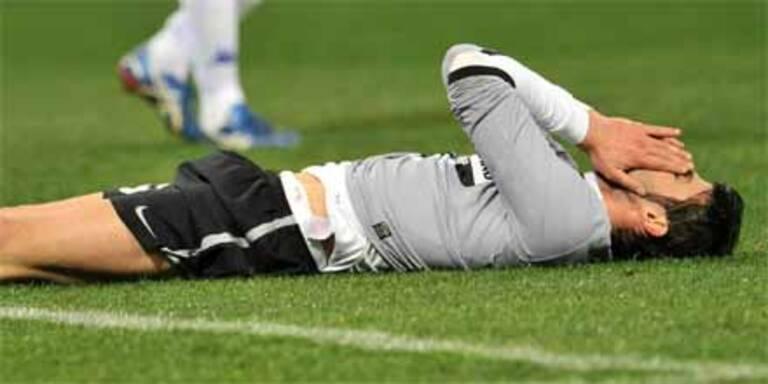 Juve nach Niederlage im Visier der Fans