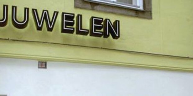 Nächster Juwelier in Wien ausgeraubt