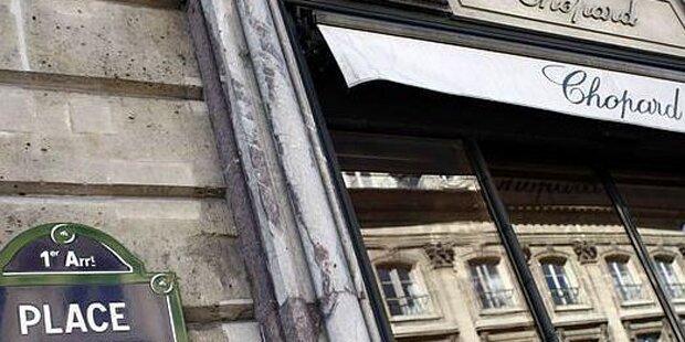 Blitz-Überfall auf Pariser Nobel-Juwelier