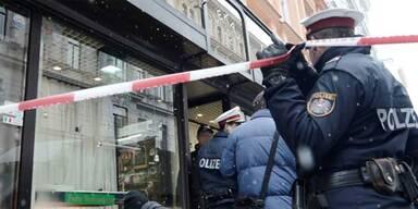 Überfall auf Juwelier in der Kaiserstraße