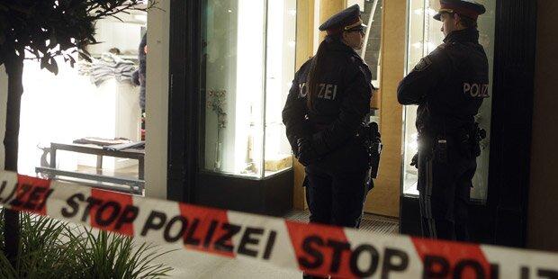 Rammbock-Bande in Wien gescheitert