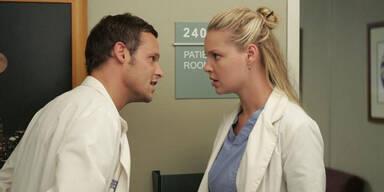 Grey's Anatomy: Alex Karve und Izzy Stevens