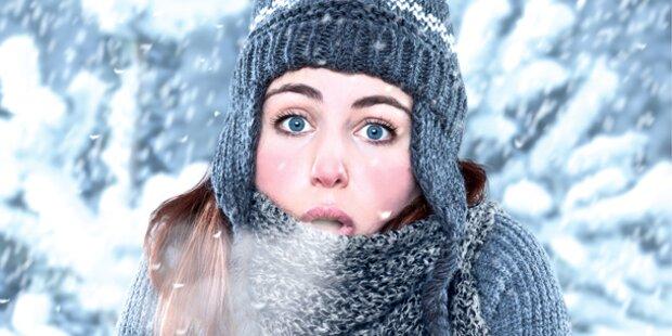 Winter da: Die besten Schnee-Fotos