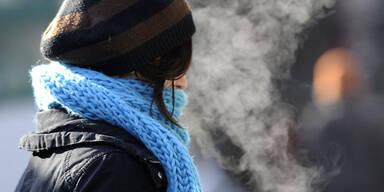 Was muss man bei der Kälte beachten?
