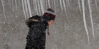 Immer mehr Kältetote in Osteuropa
