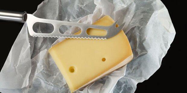 AGES warnt weiter vor Listerien in Käse