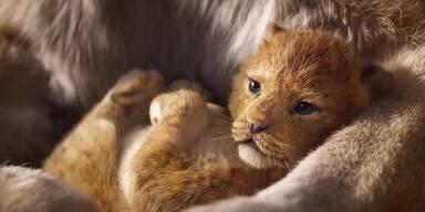 König der Löwen: Platz 1 im Kino!