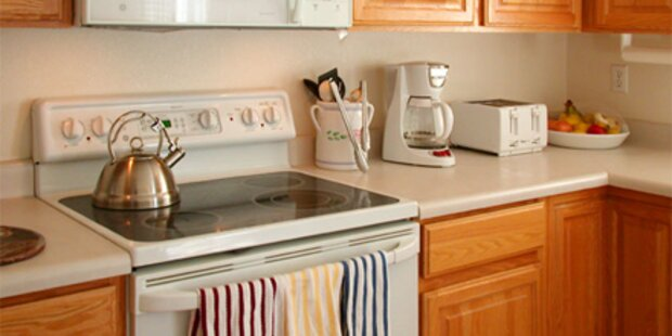 So wird die Küche nicht zum Bakterienherd