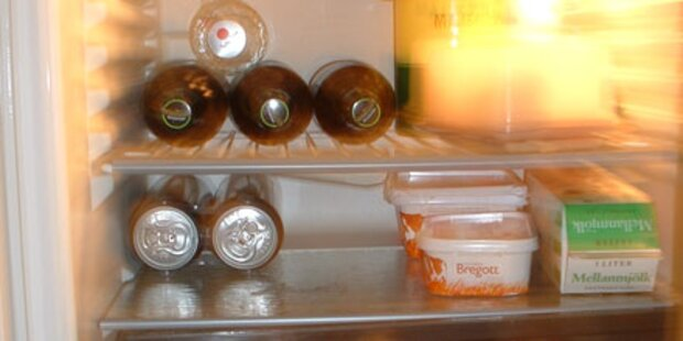 Wie oft putzen Sie Ihren Kühlschrank?
