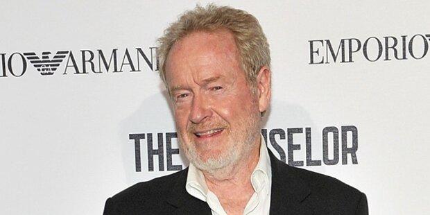 Ridley Scott verschiebt