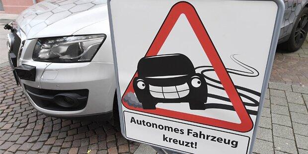 48 Millionen für selbstfahrende Fahrzeuge