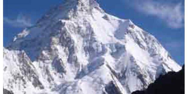Italiener erreicht Basislager am K2