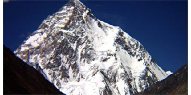 K2-Vermisste waren erfahrene Kletterer