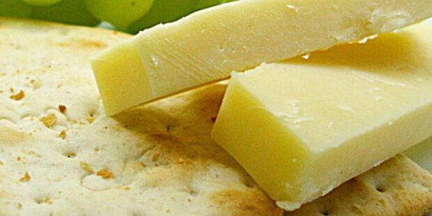 Käse aus Adnet - Rückrufaktion