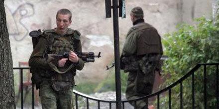 Terroranschlag auf russisches Kraftwerk
