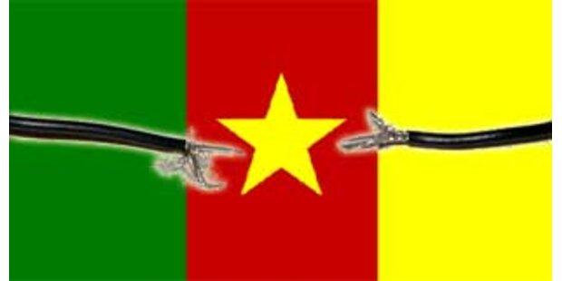 Ganz Kamerun seit einer Woche vom Web getrennt