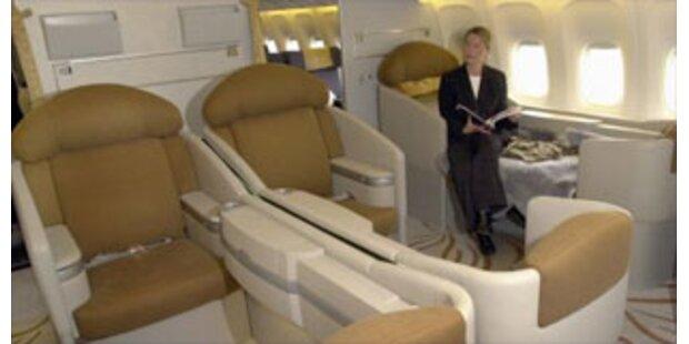 US-Regierung gönnt sich Luxusreisen
