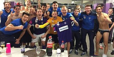 So wild feierte Austria Derby-Sieg
