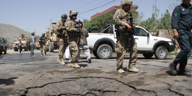 Tote nach Anschlag auf NATO-Konvoi