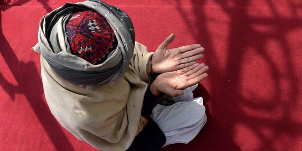 Kabul: Mob prügelte Frau zu Tode