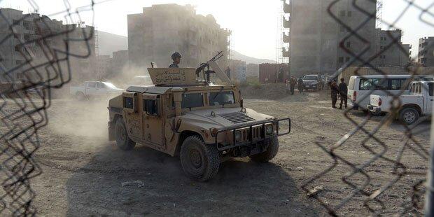 Britin in Kabul getötet