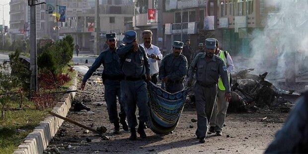 Anschlag auf britisches Kulturinstitut in Kabul
