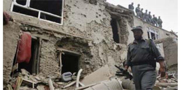 Zwei Karzai-Attentäter bei Gefecht getötet