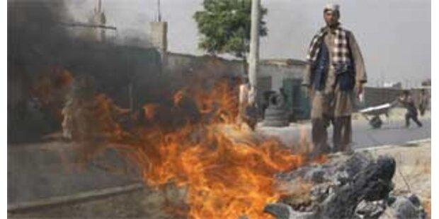 Wut in Kabul über zivile Opfer bei Razzia