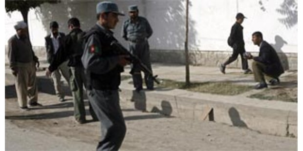 Taliban erschossen in Kabul Südafrikanerin