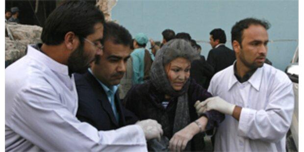 Taliban-Attentat fordert 5 Tote in Kabul