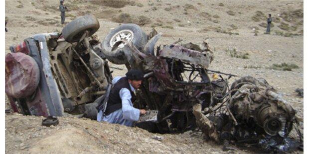 24 Tote bei Gefechten in Afghanistan