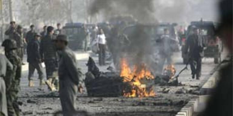 Anschlag in Kabul. Archivbild.