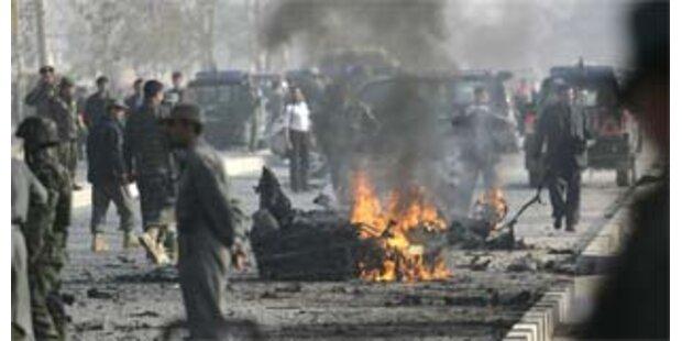 23 Tote bei Selbstmordanschlag in Afghanistan