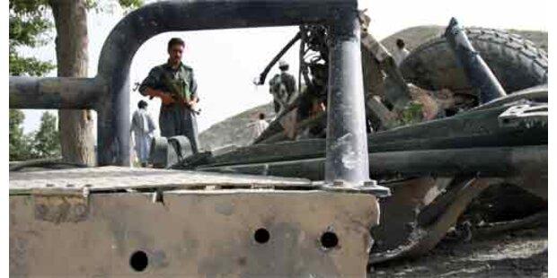 Erste Festnahme nach Attentat von Kabul