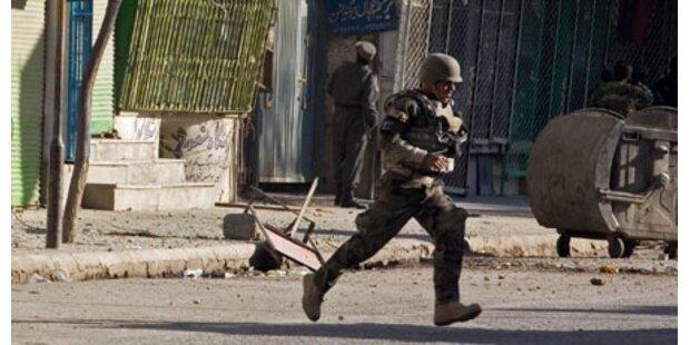 US-Soldat tötet afghanische Zivilisten