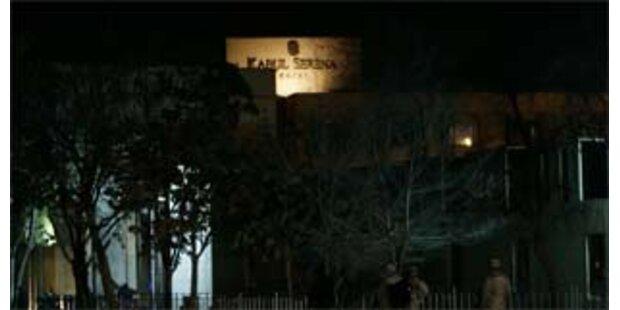 4 Verdächtige nach Anschlag auf Luxushotel gefasst