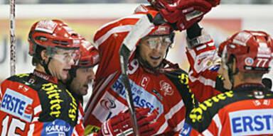 KAC fegt Graz vom Eis
