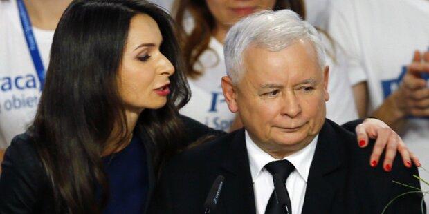 Sorge nach Rechtsruck in Polen