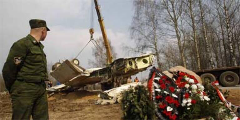 Führte Terrorakt zu Kaczysnki-Absturz?