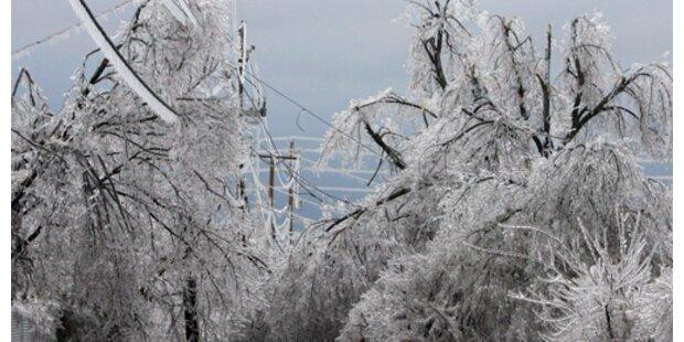 Eisiger Winter hat USA im Griff