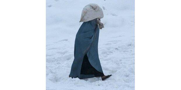80 Todesopfer bei Kältewelle in Afghanistan