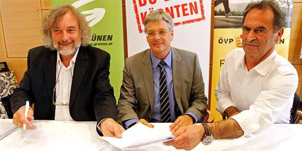 Kärnten: 500.000 Euro für Wahlkampf?