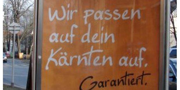 BZÖ-Plakat in Vorarlberg amüsiert Bürger