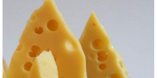 Erste Einvernahmen wegen Todes-Käse